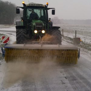 AP Snow sweepers
